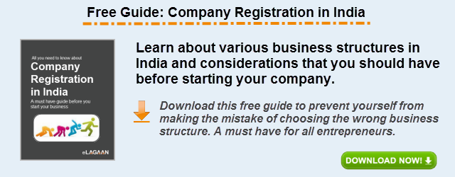 Free Guide on How to register Company Registration in India.